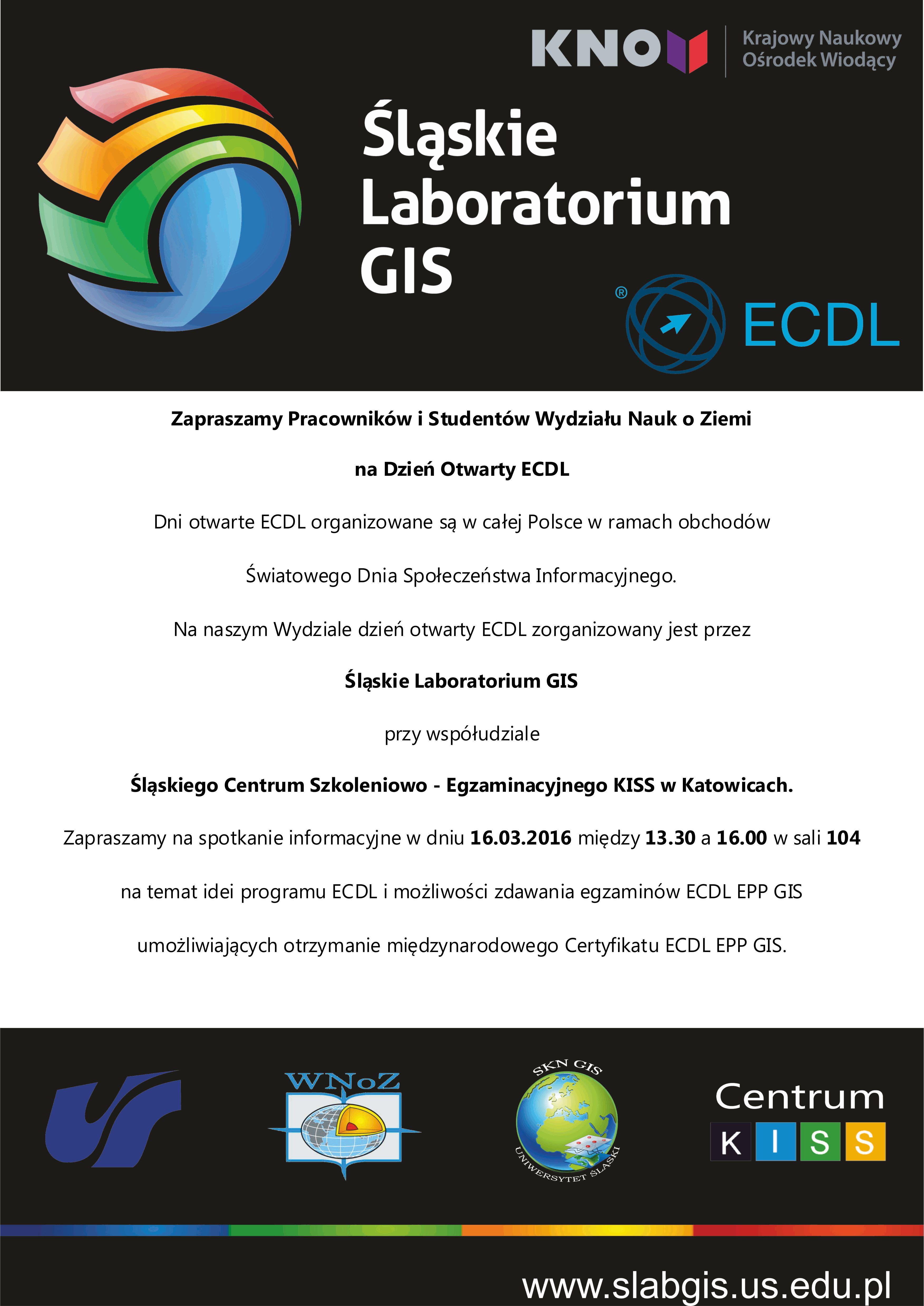dni otwarte ECDLplakat_bart
